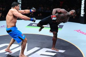 Alain Ngalani's Super Spinning Kicks