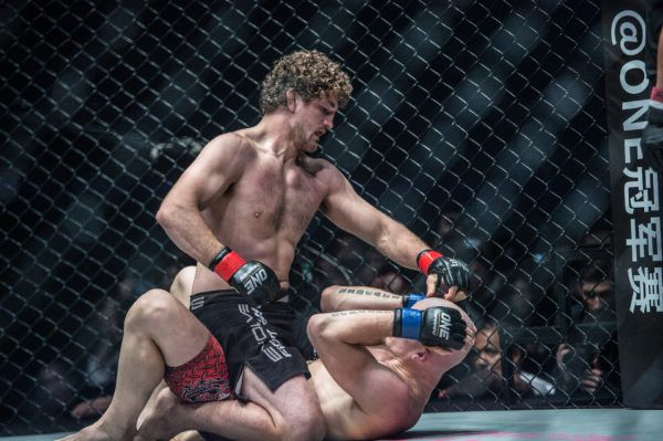 Full Match Replay: Zebaztian Kadestam VS Ben Askren