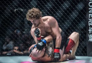 Ben Askren's Final Appearance In The Cage