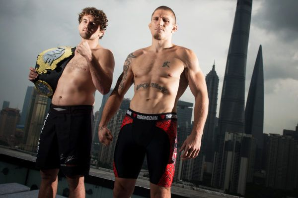 The Stars Of ONE CHAMPIONSHIP: SHANGHAI Face Off