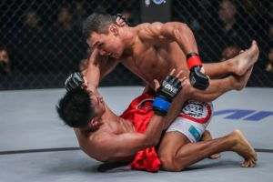 Kairat Akhmetov Inches Closer To Title Redemption, Edges Geje Eustaquio