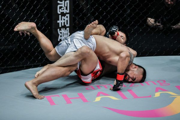 Full Match Replay: Xie Chao VS Marc Marcellinus