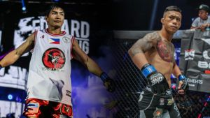 World Champions Eduard Folayang And Martin Nguyen To Battle In Manila
