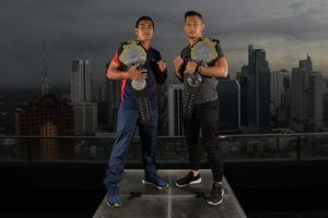 Additional Bouts Announced For ONE: LEGENDS OF THE WORLD In Manila