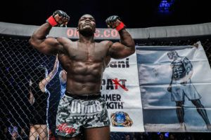 Alain Ngalani Is Embracing Every Single Opportunity