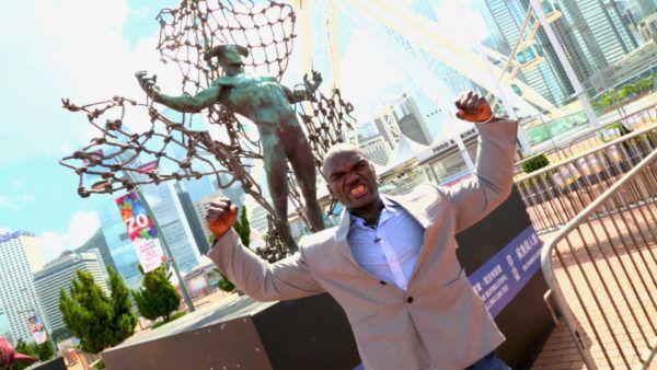 Alain Ngalani's Global Martial Arts Journey