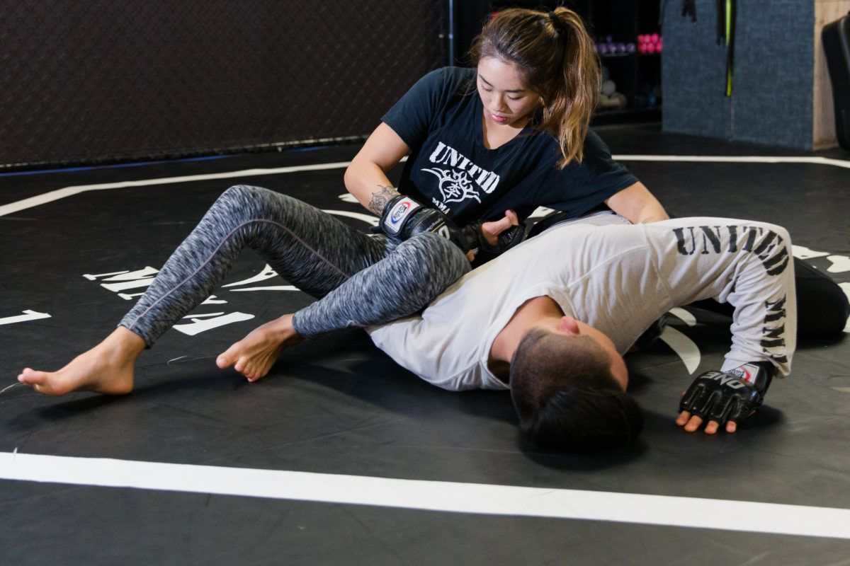Improve Your Ground Game With Angela Lee's Top 5 Tips