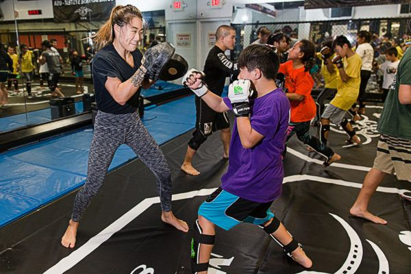 Angela Lee Is Building The Next Generation Through Martial Arts
