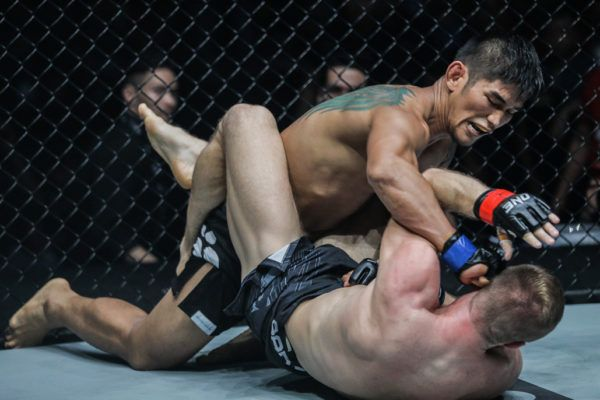 Aung La N Sang's 3 Best Performances In ONE Championship