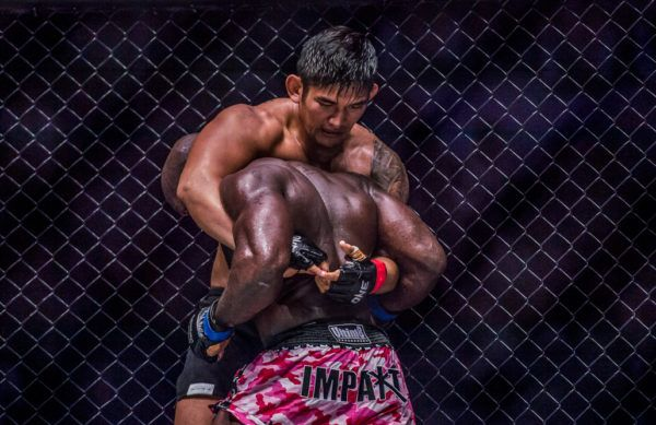 ONE Championship's First-Ever Open Weight Super Bout