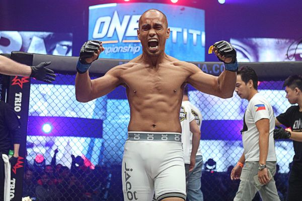 Burn Soriano To Show Off Results Of Training Under Brandon Vera