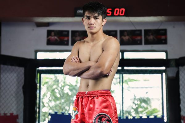 Danny Kingad Is Going For The Knockout In Manila
