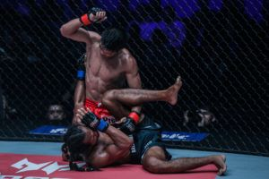 Muhammad Aiman VS Danny Kingad