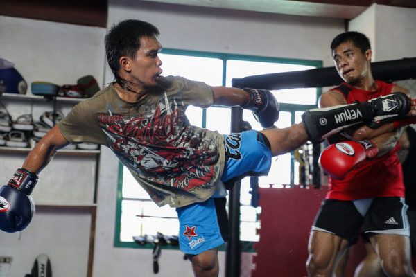 Learn To Throw A Spinning Kick Like Kevin Belingon