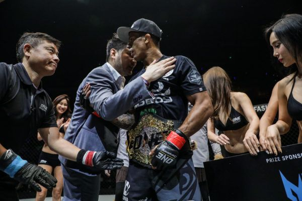 Adriano Moraes Went From Orphan To Champion