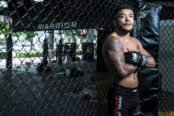 Alex Silva Just Wants To Inspire Others With His Martial Arts Journey