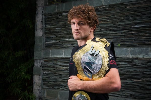 Ben Askren's Immortal Legacy Goes Beyond The Cage