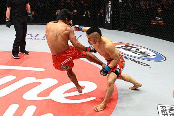 Full Match Replay: Dae Hwan Kim VS Kevin Belingon