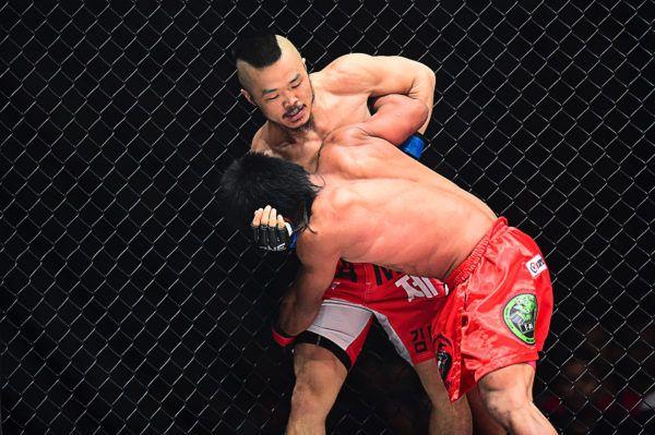 Dae Hwan Kim VS Kevin Belingon