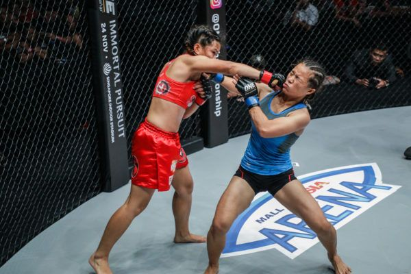 Gina Iniong Takes Home The TKO Victory