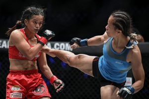 Gina Iniong Has No Problem Facing Mei Yamaguchi on Short Notice