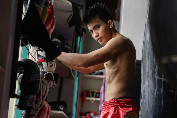 How Joshua Pacio Learned Life's Most Important Lessons