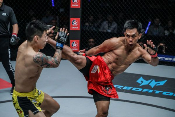 Kevin Belingon Is So Close To A World Title, He Can Feel It