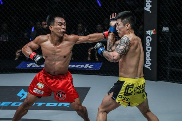 Kevin Belingon Out-Strikes Kevin Chung For Unanimous Decision Win