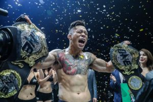 Martin Nguyen Makes History As Double World Champion, Knocks Out Eduard Folayang