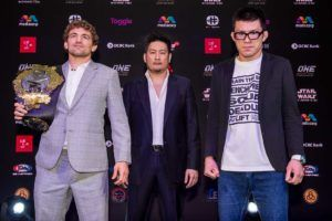 The Definitive Guide To Ben Askren Versus Shinya Aoki