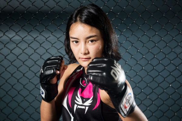 Rika Ishige's Finest Performances In The ONE Cage