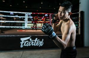 How To Be A Good Muay Thai Sparring Partner