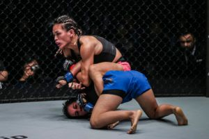 Tiffany Teo Faces Xiong Jing Nan For Inaugural Women's Strawweight World Title