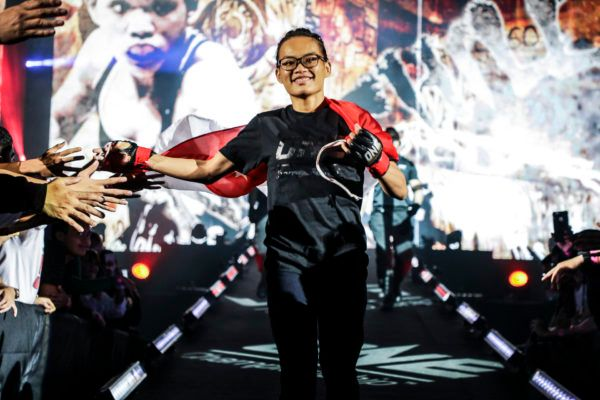 Tiffany Teo Is On The Hunt For Strawweight Gold