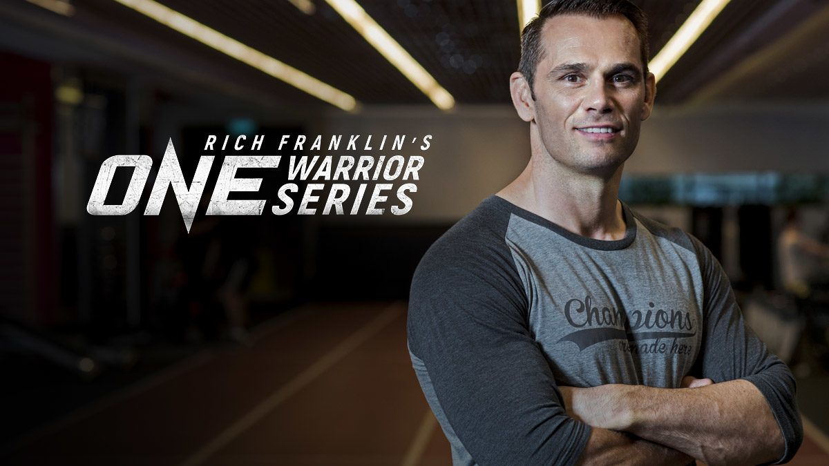 Rich Franklin's ONE Warrior Series Premiere Is Finally Here