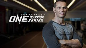 Don't Miss The Premiere Of Rich Franklin's ONE Warrior Series