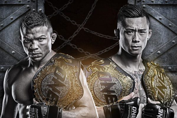 Full Card Set For ONE: IRON WILL In Bangkok