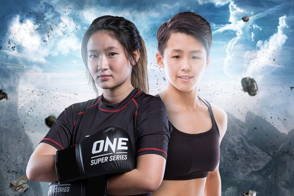 Kickboxing History Will Be Made At ONE: BATTLE FOR THE HEAVENS