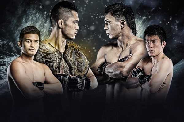 ONE: REIGN OF KINGS Is Stacked With Superstars