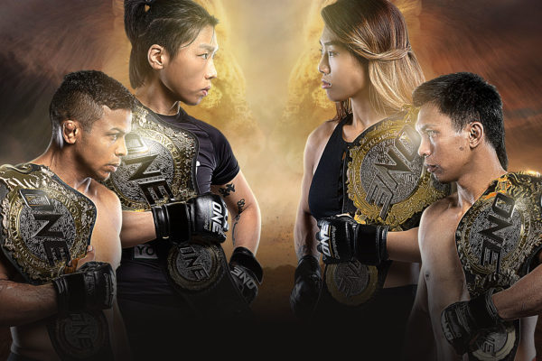 Angela Lee VS Xiong Jing Nan Will Be Epic