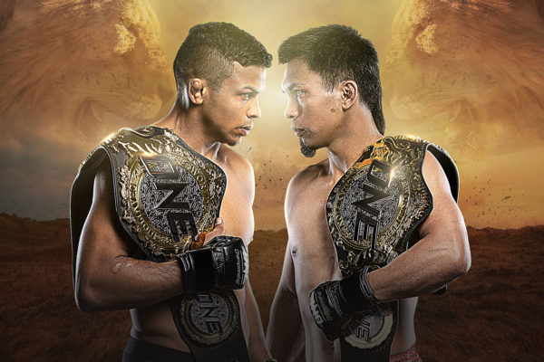 Fernandes VS Belingon II Is Almost Three Years In The Making