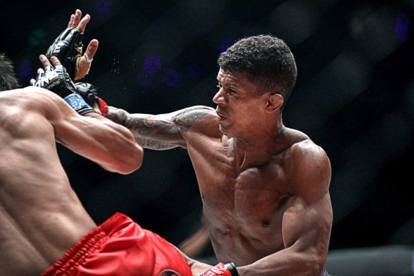 Adriano Moraes Wants To Start Winning By KO Again