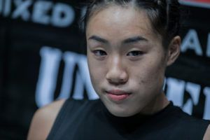 Angela Lee Is Prepared To Defend Her World Title
