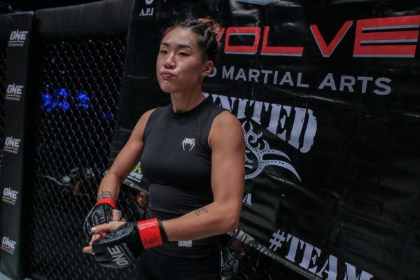 Angela Lee Stars In The Most Anticipated Rematch In ONE History