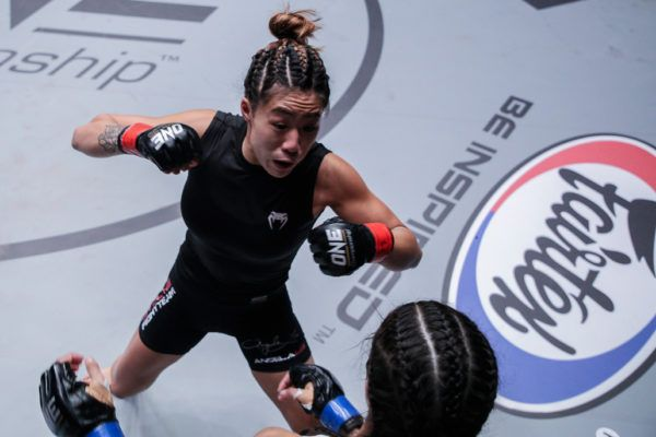 Angela Lee's 2019 Wish List Features 2 Belts, 4 Bouts