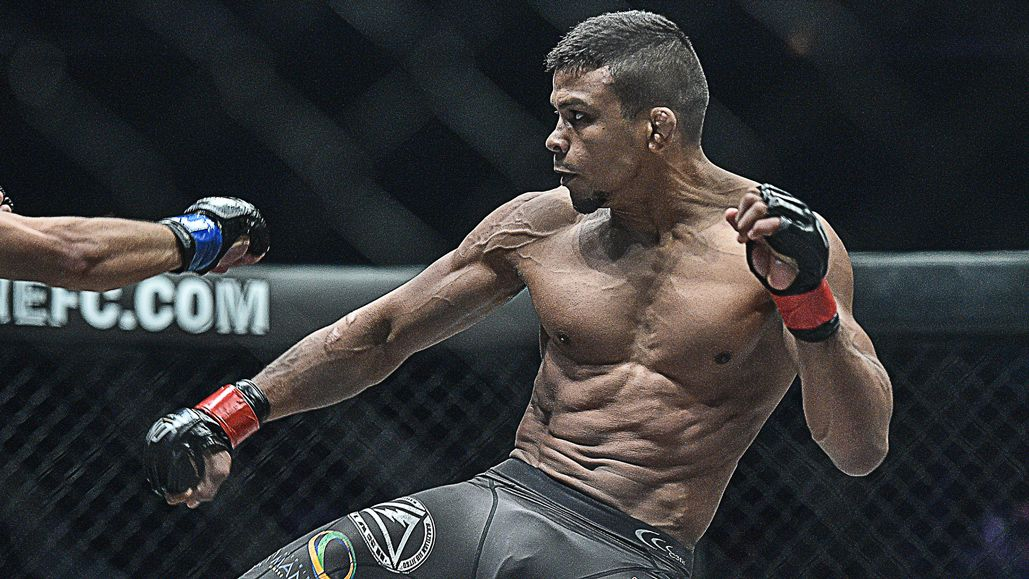 ONE Bantamweight World Champion Bibiano Fernandes keeps focused on his opponent
