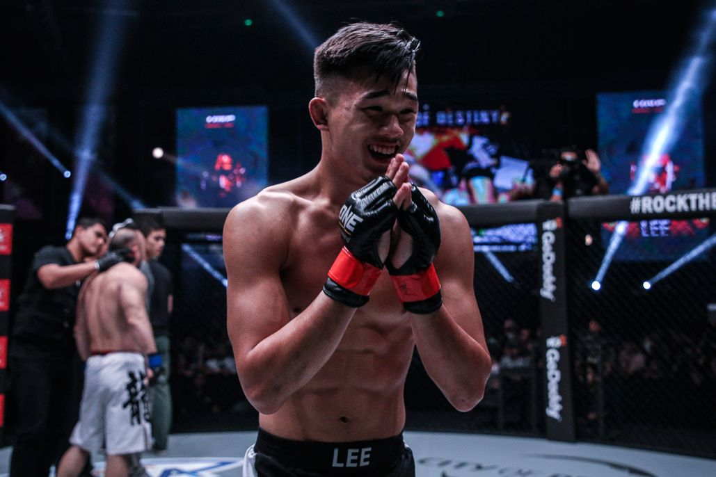 Christian Lee Is Chasing Victory Rather Than Championships