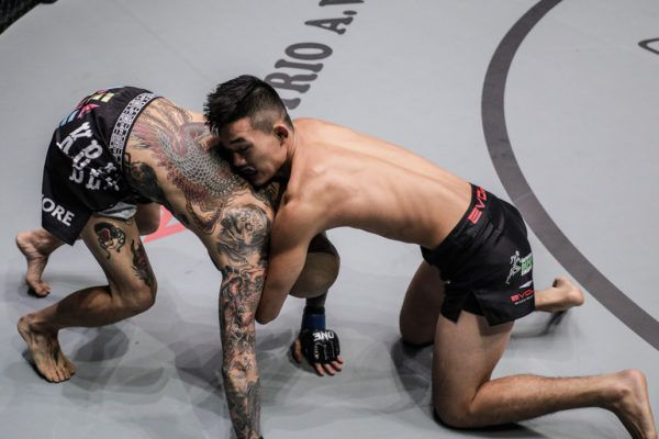 ONE Championship's Best Submissions Of March 2018