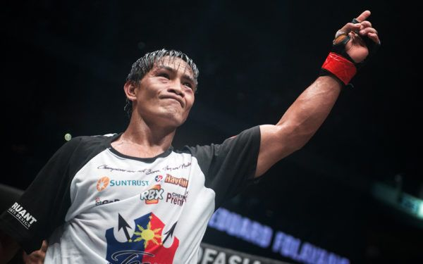 Eduard Folayang To Make Return At ONE: UNSTOPPABLE DREAMS