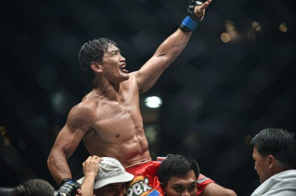 Eduard Folayang Is An Inspiration For The Philippines